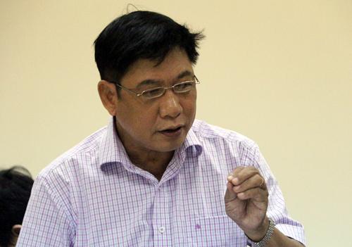 """Ông Đinh La Thăng: """"Lãnh đạo thành phố cần phản biện của các nhà khoa học"""" 1"""