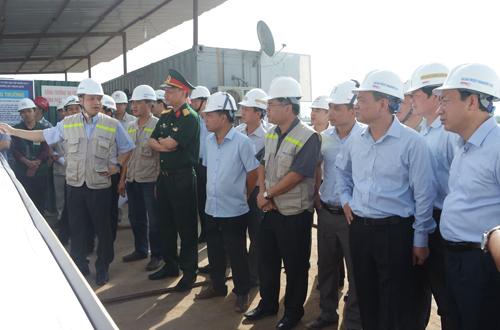 Bộ trưởng Giao thông: Không lùi tiến độ đường sắt Cát Linh - Hà Đông 1