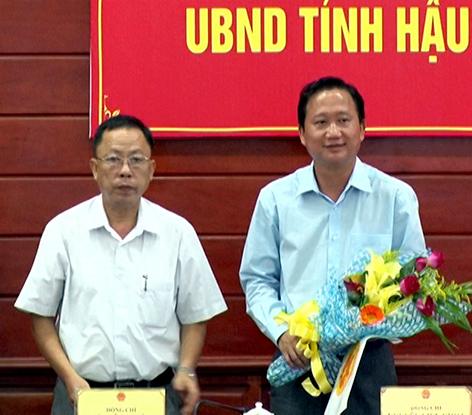 Phó chủ tịch tỉnh Hậu Giang chuyển công tác liên tục trong 3 năm 1