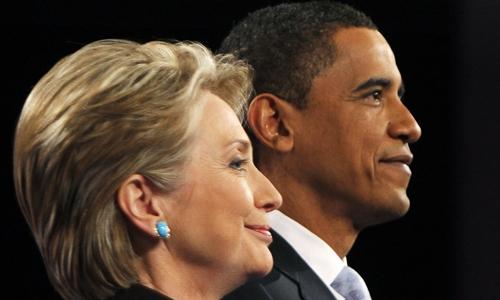 Hillary Clinton có thể trông cậy gì ở Tổng thống Obama 1