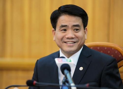 Ông Nguyễn Đức Chung tái cử Chủ tịch TP Hà Nội 1