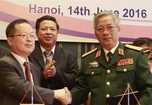 Việt Nam chuẩn bị công bố bản đồ ô nhiễm bom mìn 1