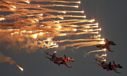Phi đội Hiệp sĩ - biểu tượng của sức mạnh không quân Nga 2