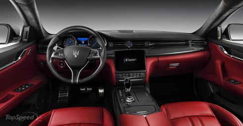 maserati quattroport 2 800x0w 1682 1465975767 Maserati Quattroporte 2017 – Mẫu sedan hạng sang cỡ lớn