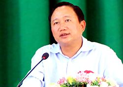 Ông Trịnh Xuân Thanh xin không tái cử Phó chủ tịch Hậu Giang 1