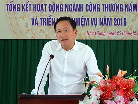 Ban Tổ chức Trung ương: Dừng bầu cử chức Phó chủ tịch tỉnh với ông Trịnh Xuân Thanh 1