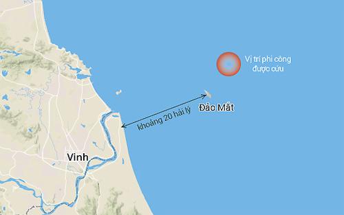 Hai phi công Su-30 nhìn thấy nhau khi rơi xuống biển 2