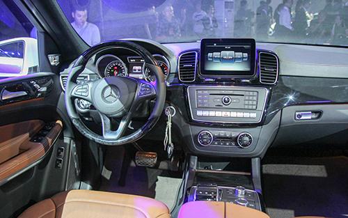 Mercedes GLS ra mắt khách Việt giá từ 3,9 tỷ đồng 2