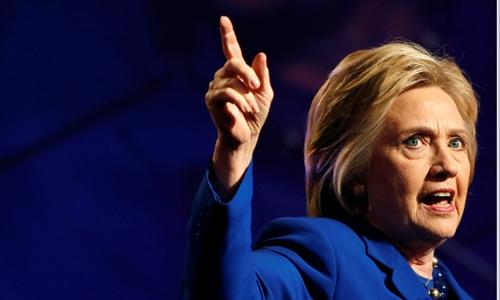 Đối phó Trung Quốc ở Biển Đông, Hillary Clinton sẽ rắn hơn Obama 1