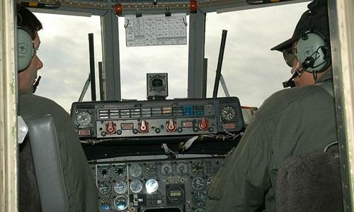 CASA - máy bay chuyên tuần tra biển 2