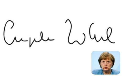 Chữ ký tiết lộ gì về tính cách Putin, Obama và Trump 6