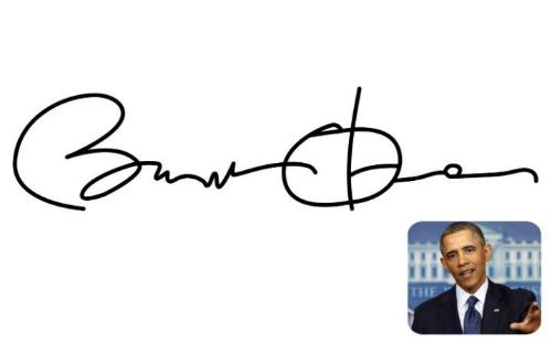 Chữ ký tiết lộ gì về tính cách Putin, Obama và Trump 3