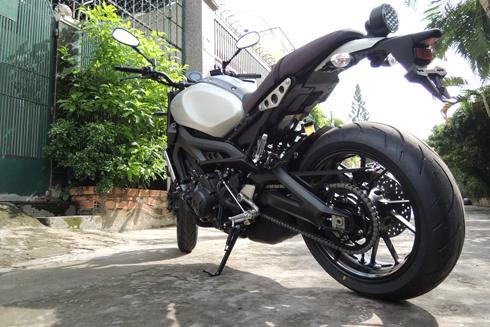 Yamaha XSR900 ABS 2016 giá 390 triệu đồng tại Việt Nam 2
