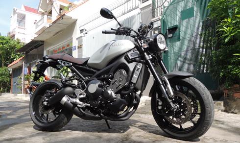 Yamaha XSR900 ABS 2016 giá 390 triệu đồng tại Việt Nam 1