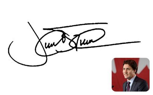 Chữ ký tiết lộ gì về tính cách Putin, Obama và Trump 7