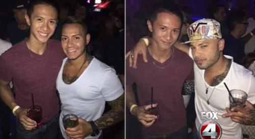 [Caption]hai người bạn thân nhất làJuan Rivera và Luis Conde