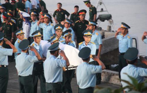 Chuyến bay dang dở của phi công Trần Quang Khải 2