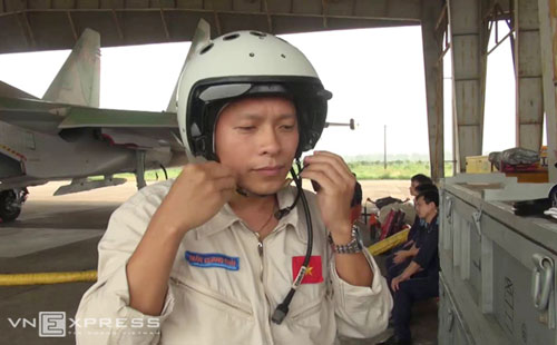 Chuyến bay dang dở của phi công Trần Quang Khải 1