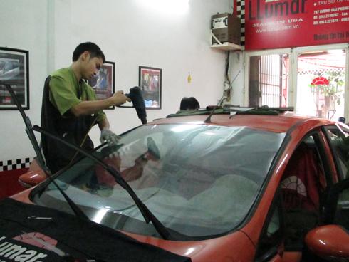 Ngộ nhận về phim chống nóng ôtô ở Việt Nam? 1