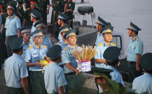 Phi công Trần Quang Khải được truy phong quân hàm đại tá 1