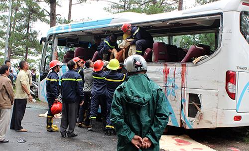 Tai nạn bồi thường bảo hiểm ô tô thế nào