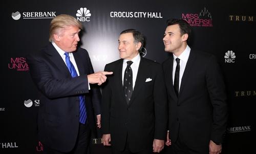Mối quan hệ đặc biệt của Trump với Putin 1