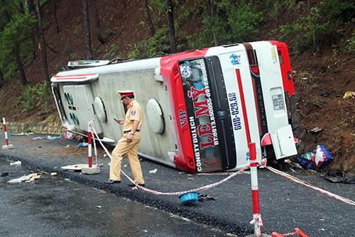 Sửa đèo Prenn không đặt biển cảnh báo khi xảy ra tai nạn 1