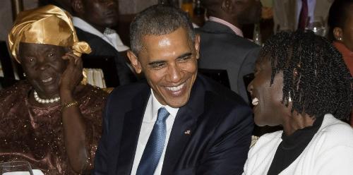 Lý giải nguồn gốc họ của ông Obama 1