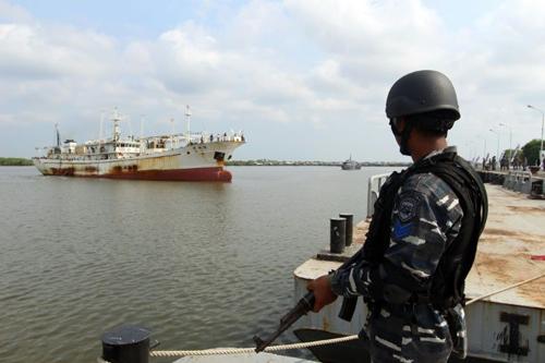 Indonesia quyết mạnh tay với Trung Quốc sau vụ bắn tàu cá