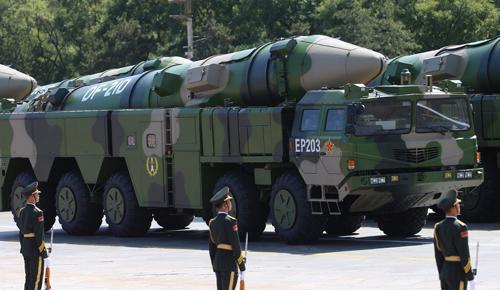 Tàu sân bay - công cụ Mỹ răn đe Trung Quốc ở Biển Đông 3