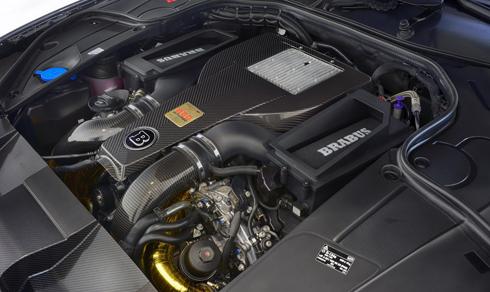 Brabus 850 6.0 Biturbo – xe mui trần nhanh nhất thế giới 2