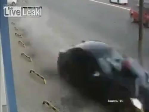 Ngẫu hứng như những tài xế Nga 4