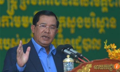Thủ tướng Campuchia tuyên bố không ủng hộ phán quyết của PCA