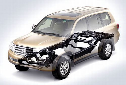 Cách phân biệt SUV và crossover 1
