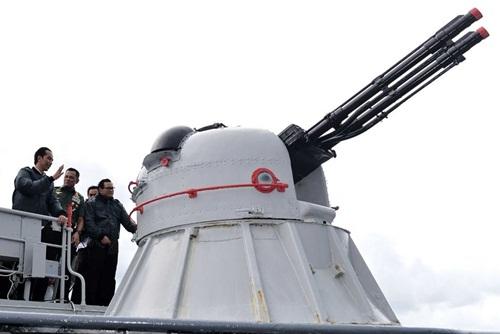 Tổng thống Indonesia lệnh tăng cường bảo vệ quần đảo ở Biển Đông