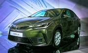 Toyota Alits 2017 giá từ 13.700 USD tại Nga