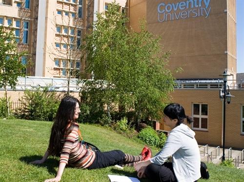 Cơ hội học bổng Đại học Conventry, Anh quốc