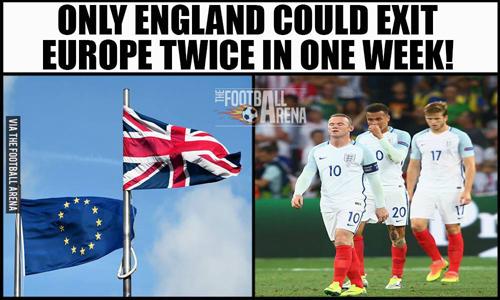 Nước Anh lần thứ 2 rời khỏi châu Âu sau một tuần.