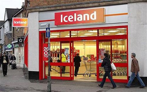 Các nhà hàng mang tên Iceland mọc lên như nấm sau mưa.