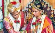 Đám cưới đôi thanh mai trúc mã hoàng gia Ấn Độ
