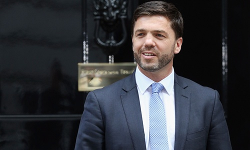 bo truong viec lam va huu tri stephen crabb. anh: independent