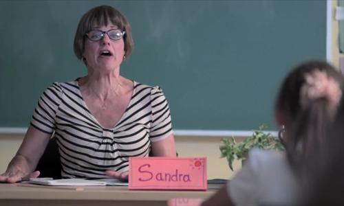 Cô giáo tức giận vì học sinh cá biệt - học sinh cá biệt