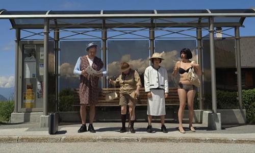 Người đẹp bị lột sạch quần áo khi đứng chờ xe buýt - đứng chờ xe buýt, Người đẹp, lột sạch quần áo