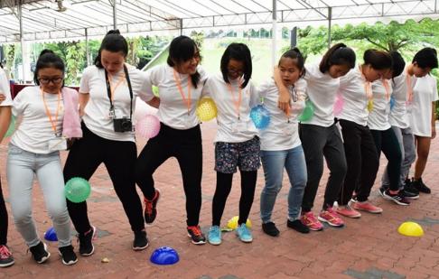 Hè bổ ích với 'Hội nghị lãnh đạo thanh niên' tại Singapore