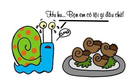 Ốc sên tuyệt chủng vì lời khuyên của bác sĩ - ốc sên tuyệt chủng, lời khuyên của bác sĩ, giảm cân nhờ ốc sên,