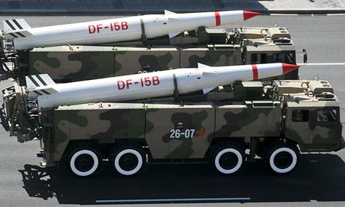 Zoom dàn tên lửa 1.600 quả của Đài Loan làm Trung Quốc e ngại