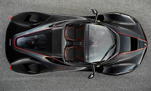 Ferrari LaFerrari 1 7077 1467778432 Ferrari LaFerrari Spider chỉ bán ra với số lượng giới hạn