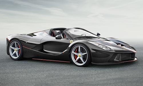 Ferrari LaFerrari 2 3541 1467778432 Ferrari LaFerrari Spider chỉ bán ra với số lượng giới hạn