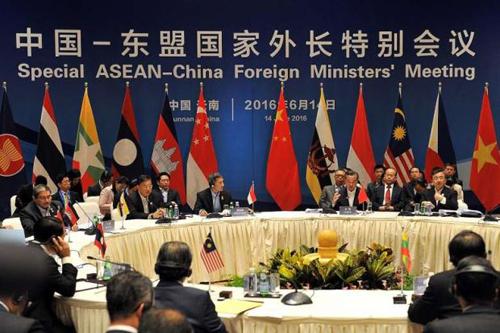 ASEAN làm gì sau phán quyết vụ kiện Biển Đông