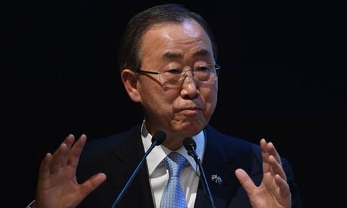 Tổng thư ký Liên Hợp Quốc cảnh báo Trung Quốc về vấn đề Biển Đông